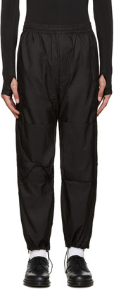 Perks and Mini Black Activity Track Pants $335 thestylecure.com