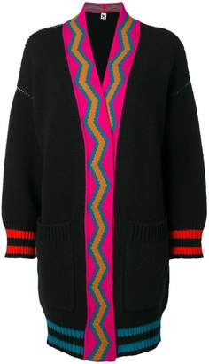 M Missoni zig-zag knit cardigan