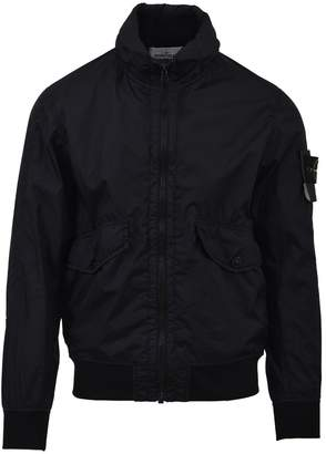 Stone Island Concealed Hood Jacket