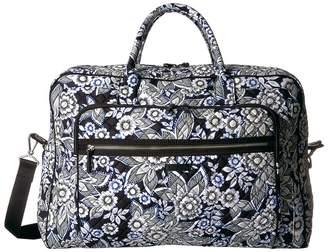 Vera Bradley Iconic Grand Weekender Travel Bag Weekender/Overnight Luggage
