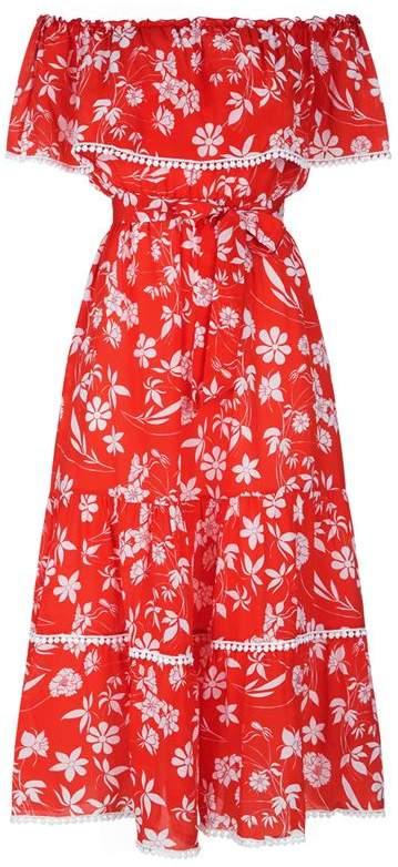 Procopiou Bardot Gypsy Dress