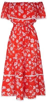 Athena Procopiou Bardot Gypsy Dress