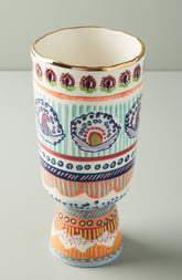 Anthropologie Large Elsa Vase
