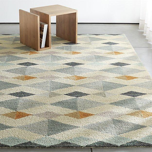 Crate & BarrelOrson Wool Rug