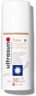 Ultrasun High 30 SPF Tinted Face