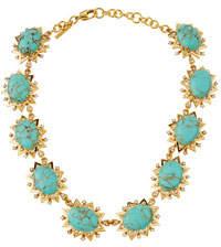 Sunshine Marble Statement Necklace
