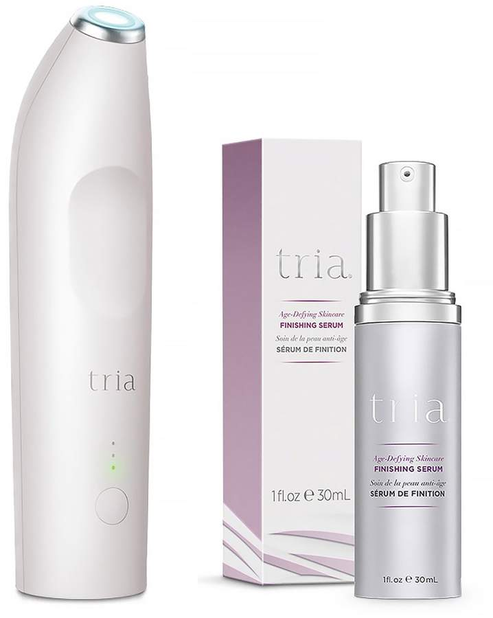 Tria Beauty Hair Removal with Retinol Anti-Aging Set - Dove