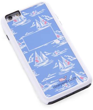Vineyard Vines Monogrammed Sailboat Sketch iPhone 6+ Case
