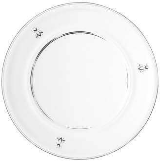 """La Rochere Napoleon Bee 9.5"""" Diameter Dinner Plate, Set of 6"""