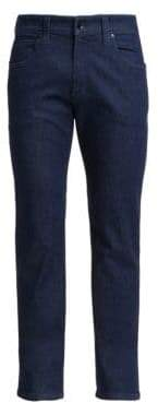 Giorgio Armani Twill Straight-Leg Jeans