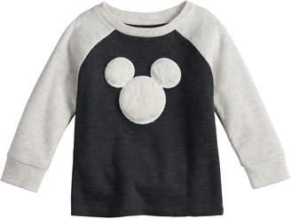 Osh Kosh Disneyjumping Beans Disney's Mickey Mouse Toddler Boy Raglan Top by Jumping Beans