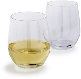 Riedel O Chardonnay Stemless Wine Glasses