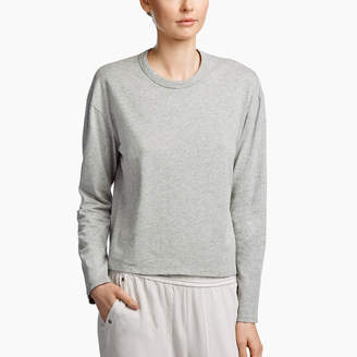 James Perse VINTAGE HEATHERED BOXY TEE