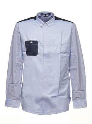 Comme des Garcons Junya Watanabe Comme Stripe Detail Shirt
