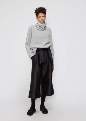Issey Miyake Long Sleeve Turtleneck Boucle Knit