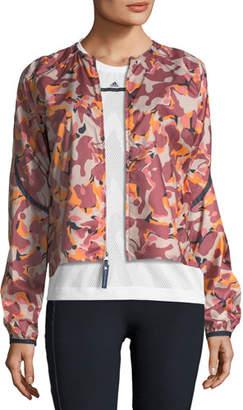 dfd594b3a003 at Neiman Marcus · adidas by Stella McCartney Adizero Printed Lightweight  Running Jacket