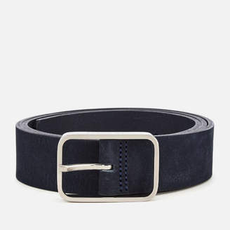 Ted Baker Men's Escobar Nubuck Belt - Blue