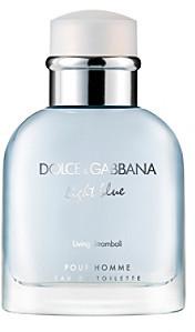 "Dolce & Gabbana Dolce Gabbana Light Blue ""Living Stromboli"" Fragrance Collection"