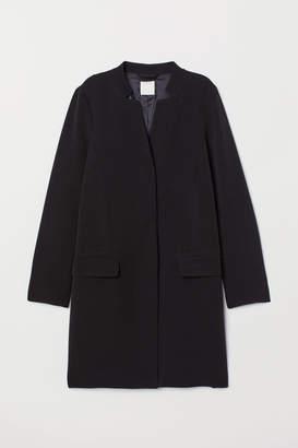 H&M Long jacket - Black