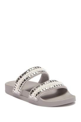 Steve Madden Daity Embellished Slide Sandal