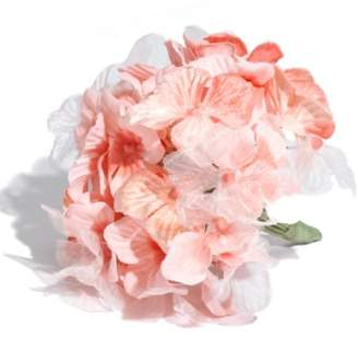 Us Angels Faux Hydrangea Corsage