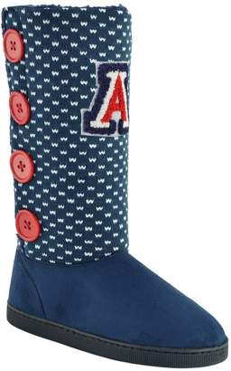 Kohl's Women's Arizona Wildcats Button Boots