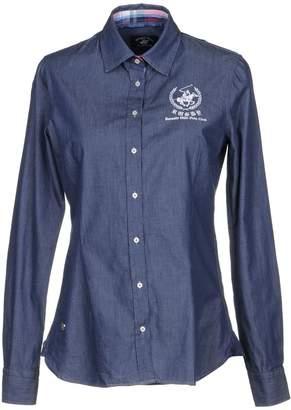 Beverly Hills Polo Club Denim shirts - Item 38731837WQ