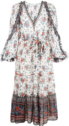 Ulla Johnson Romilly floral print dress