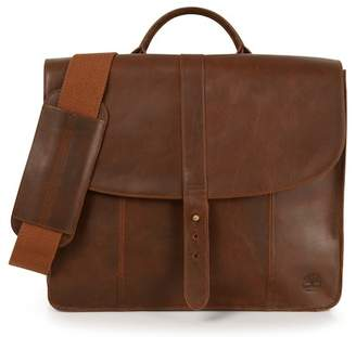 Timberland Calexico Leather Briefcase