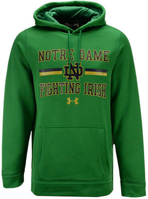 Under Armour Men's Notre Dame Fighting Irish Speedy Armour Fleece Hoodie