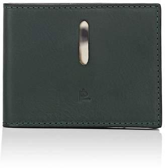 Lee Passavant and Men's Scier Edition Leather Money-Clip Wallet