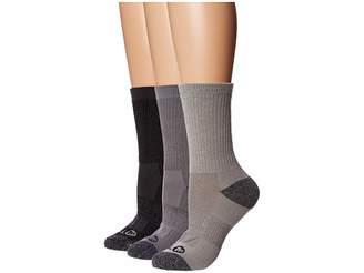 Merrell Cushioned Crew Hiker 3-Pack Socks