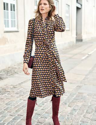 Boden Clover Shirt Dress
