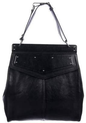 Saint Laurent Studded Leather Tote