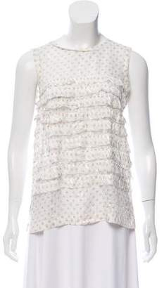 Marc by Marc Jacobs Silk Sleeveless Top w/ Tags
