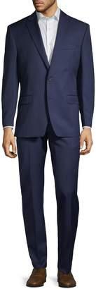 Ralph Lauren Classic-Fit Mini-Check Suit