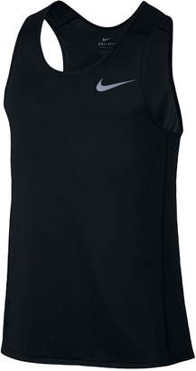 Nike Men's Dry Running Tank Top $30 thestylecure.com