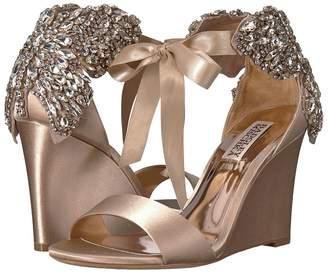 Badgley Mischka Heather Women's Wedge Shoes