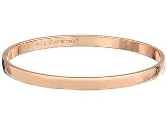 Kate Spade Idiom Bangles Stop and Smell The Roses - Solid