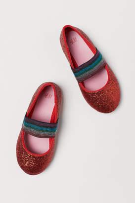 H&M Ballet Flats - Red