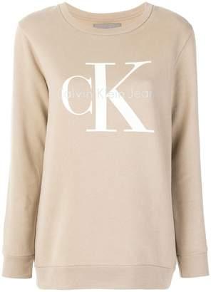 CK Calvin Klein oversized sweatshirt