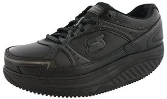 Skechers for Work Women's Shape Ups 76557 Maisto Boot $100 thestylecure.com