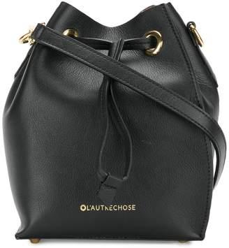L'Autre Chose mini pouch bag