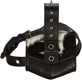 Okhtein Haircalf Belt Bag