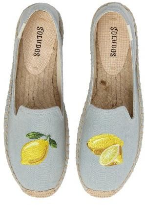 Women's Soludos Lemon Espadrille Flat