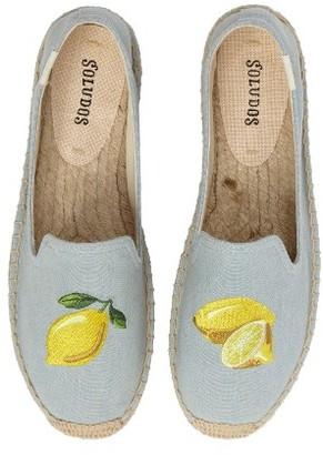 Women's Soludos Lemon Espadrille Flat $74.95 thestylecure.com