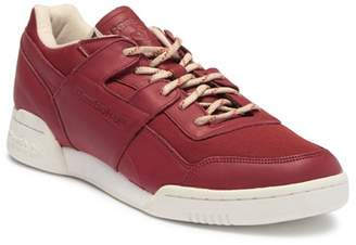 Reebok Workout Plus Eco Leather Sneaker