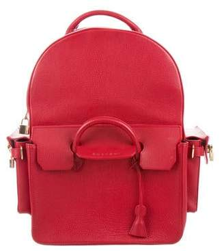 Buscemi PHD Leather Backpack