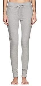 Skin Women's Cotton Jersey Crop Jogger Pants - Gray