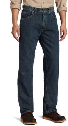 Wrangler Genuine Men's Loose Fit Jean,Greyed Indigo,42W x 32L